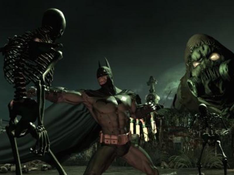 蝙蝠侠:阿卡姆疯人院 重制版下载