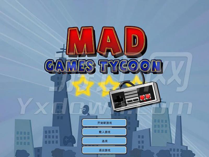 疯狂游戏大亨0.160712B 中文版下载