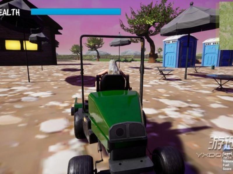 割草机游戏4:最后一击 英文版下载