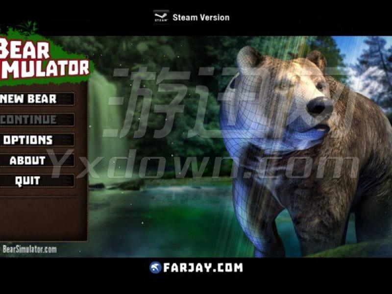 模拟野熊 破解版下载