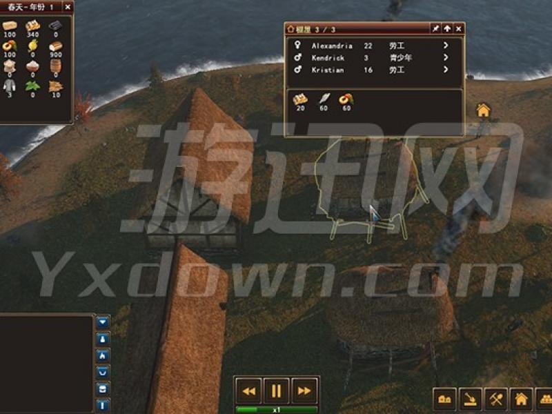 领地人生:林中村落v0.9.4095 中文版下载