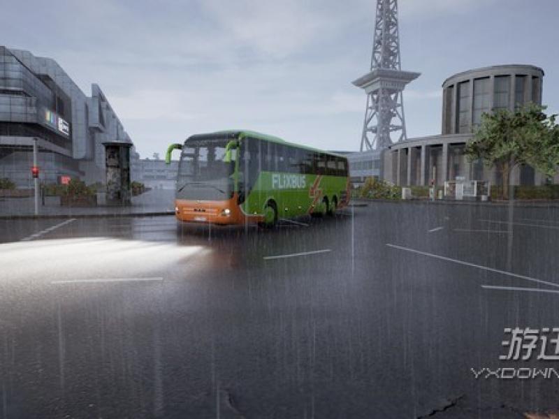 长途客车模拟 中文版下载