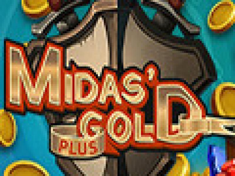 迈达斯的黄金 英文版