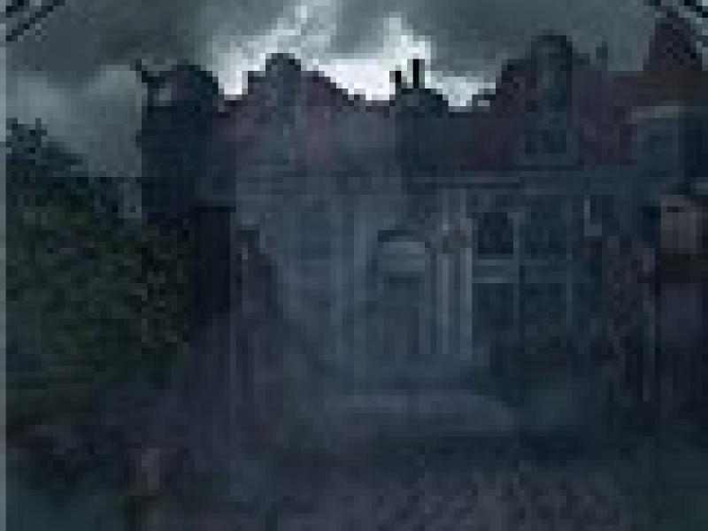 侦探事务所3:幽灵绘�