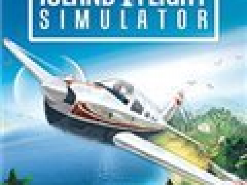 海岛模拟飞行 英文版