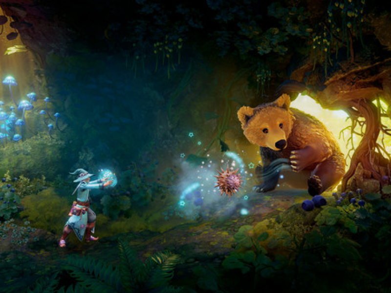 Trine 4: The Nightmare Prince 中文版下载