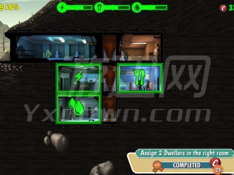 辐射:避难所1.7.2 英文版下载