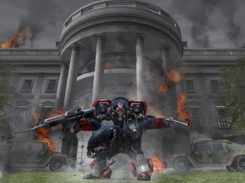 钢铁苍狼:混沌之战XD 破解版下载