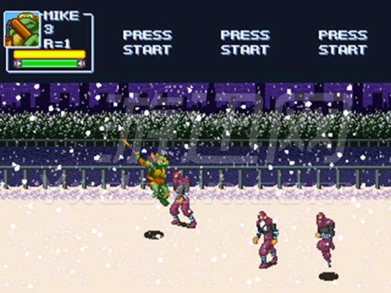 忍者神龟:拯救帕洛萨 试玩版下载