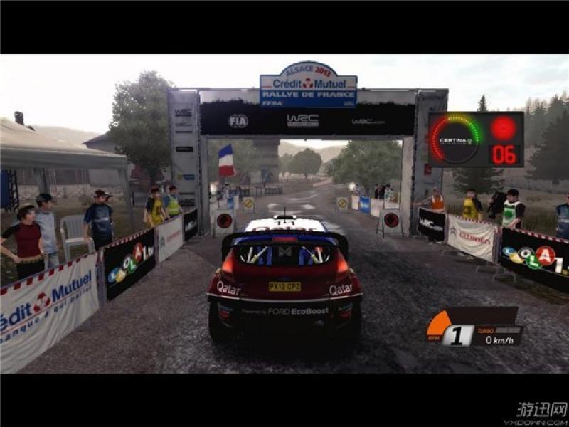 世界汽车拉力锦标赛4 PC中文版下载