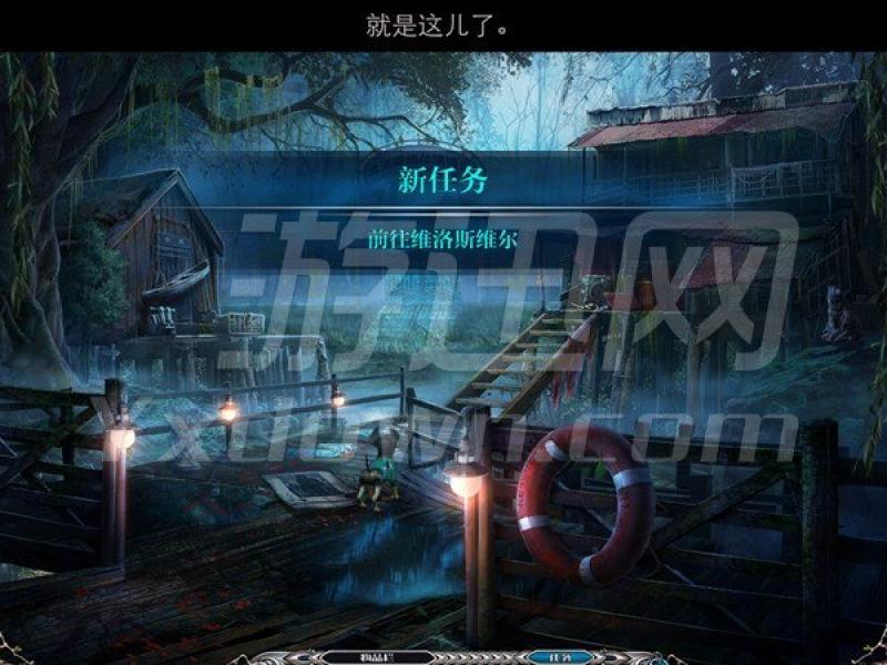 神秘追踪者8:暗夜惊魂 中文版下载