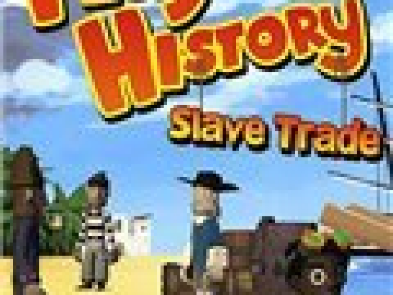 历史游戏:奴隶交易 英文版