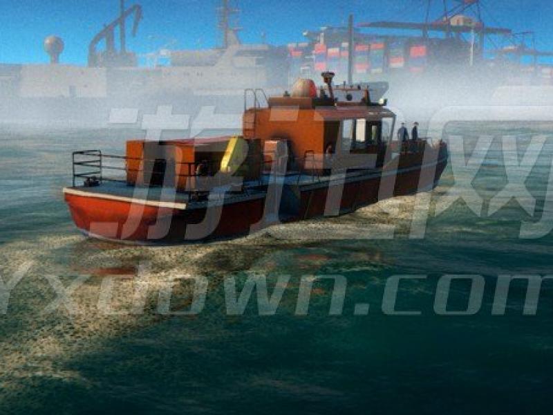 世界船舶模拟器 中文版下载