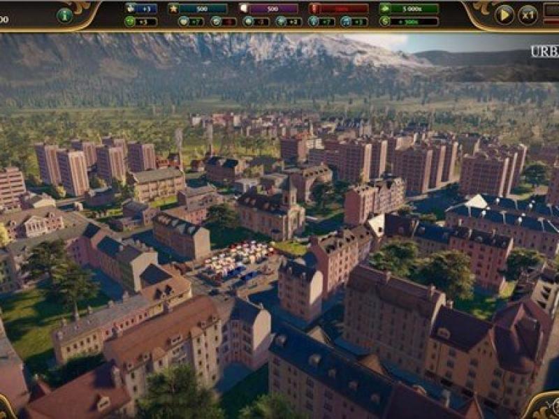 城市帝国1.1.1 破解版下载