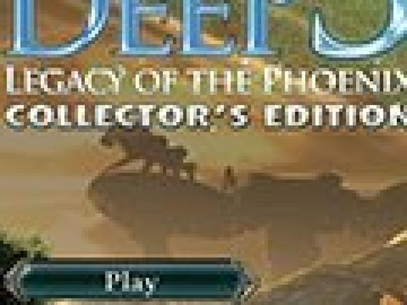 深海女皇3:凤凰的遗产 英文版