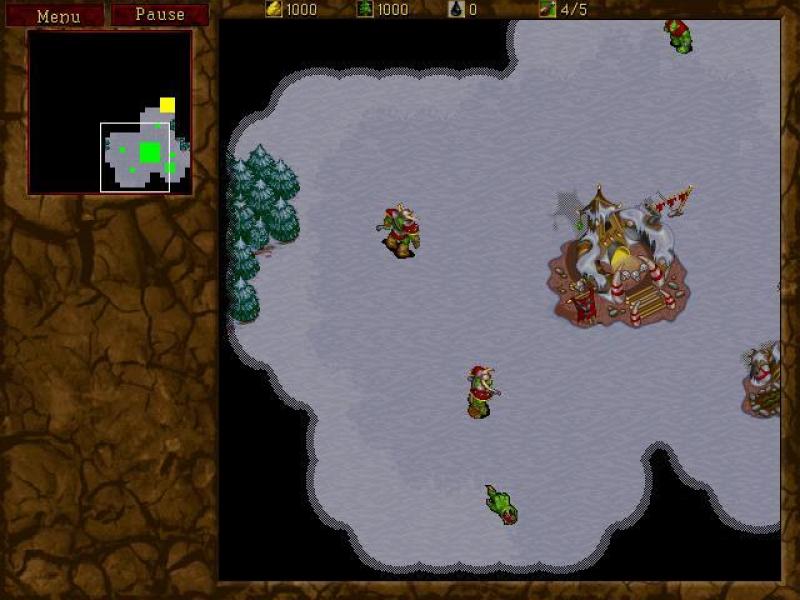 魔兽争霸2:黑暗之门 硬盘版下载