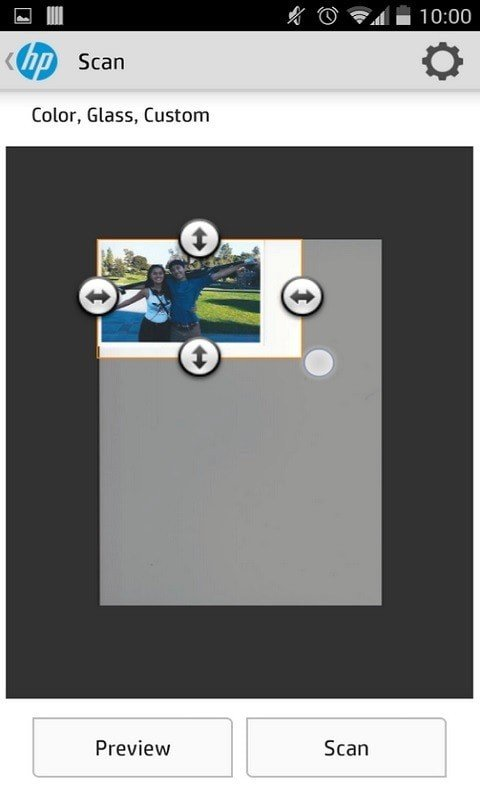 惠普移动打印app软件截图1