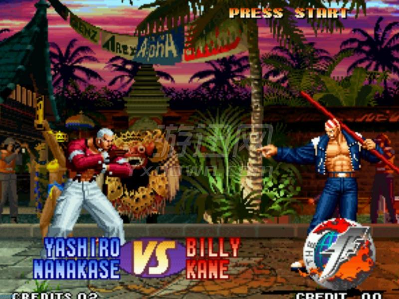 拳皇97降龙屠蛇加强版 中文版下载