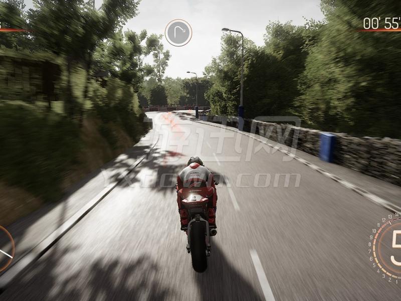 曼岛TT摩托车大赛 破解版下载