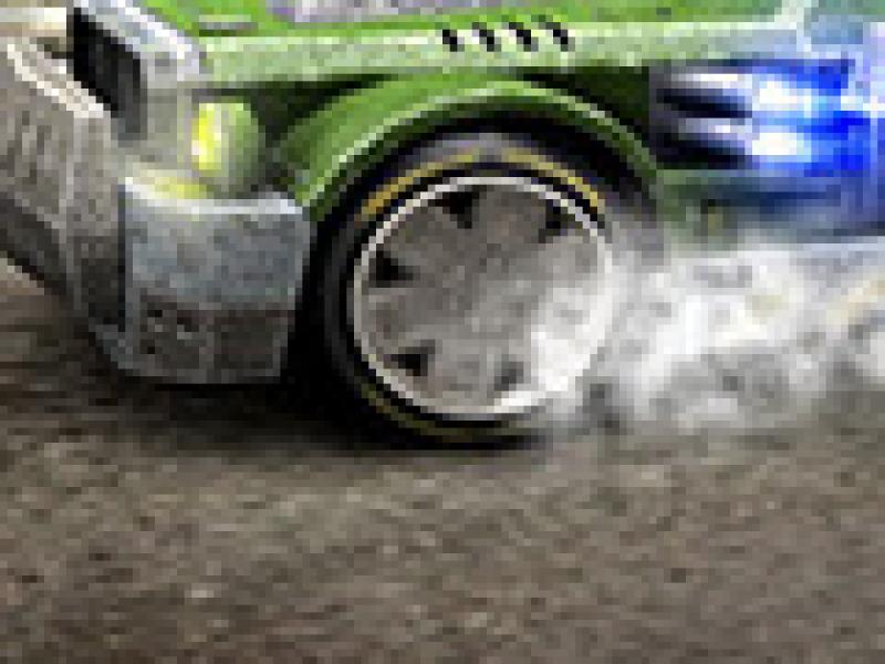 战斗赛车手 PC版