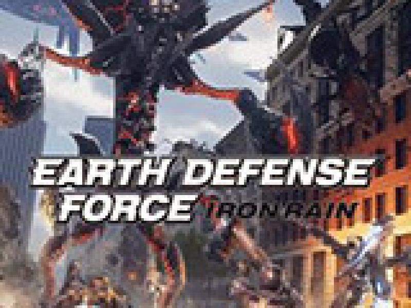 地球防卫军:铁雨 中�