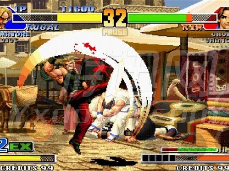拳皇98ae周年纪念版 中文版下载