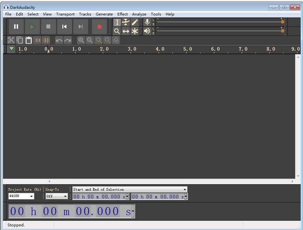 DarkAudacity(音乐编辑软件)下载