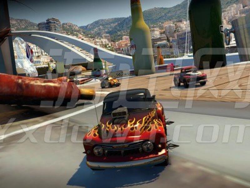 桌面赛车:世界巡回赛 中文版下载