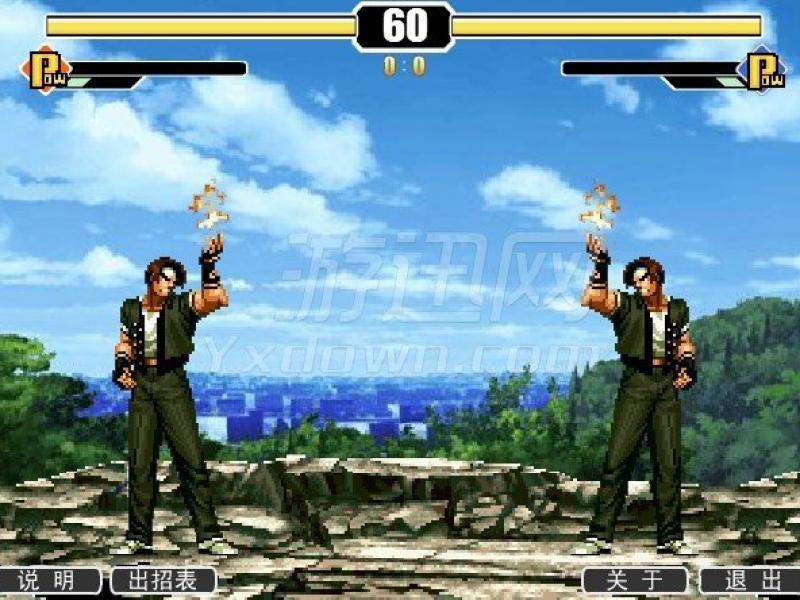 拳皇梦幻之战 中文版下载