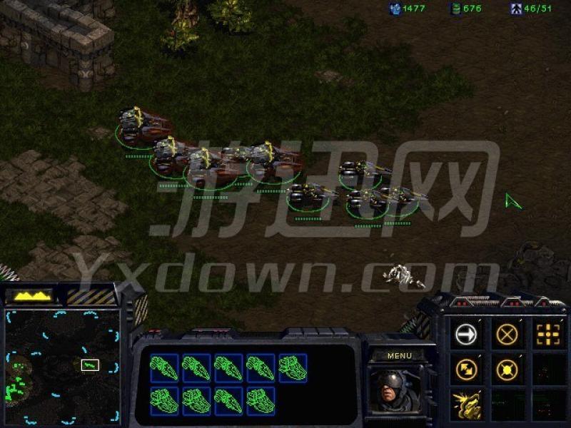 星际争霸:星际进化 中文版下载