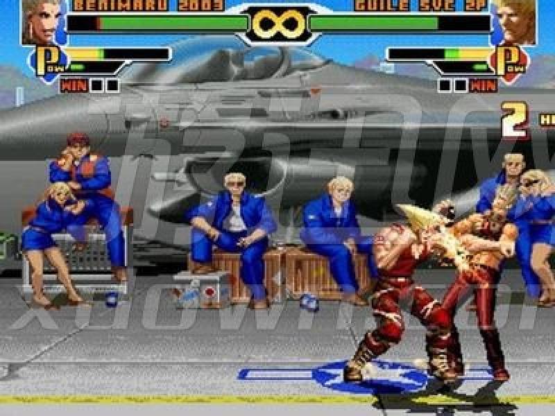 拳皇DIY版可选200人 中文版下载