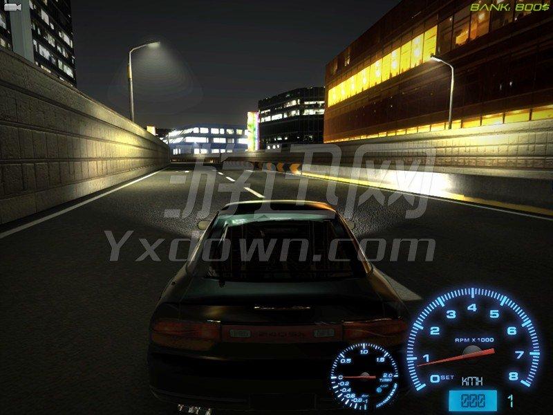午夜漂移:日本v2.5.0 英文版下载