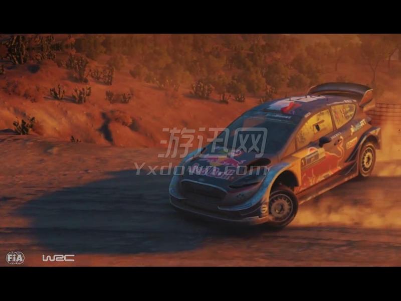世界汽车拉力锦标赛7 中文版下载