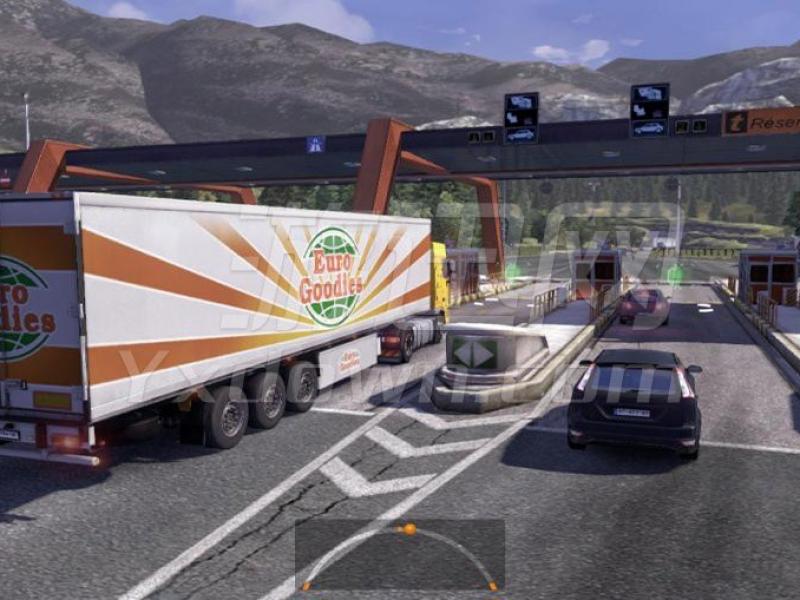 欧洲卡车模拟21.24 中文版下载