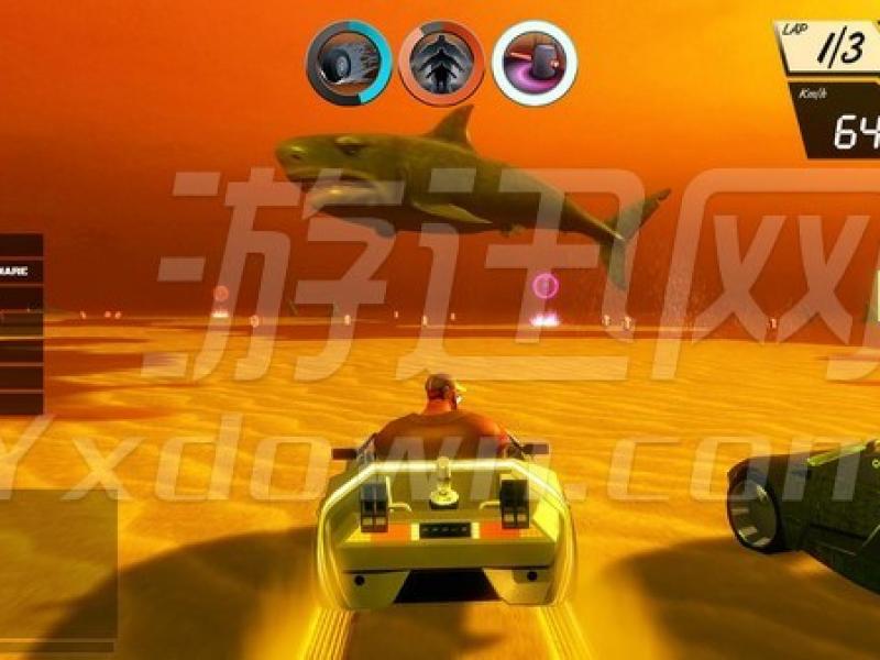 Wincars Racer 英文版下载
