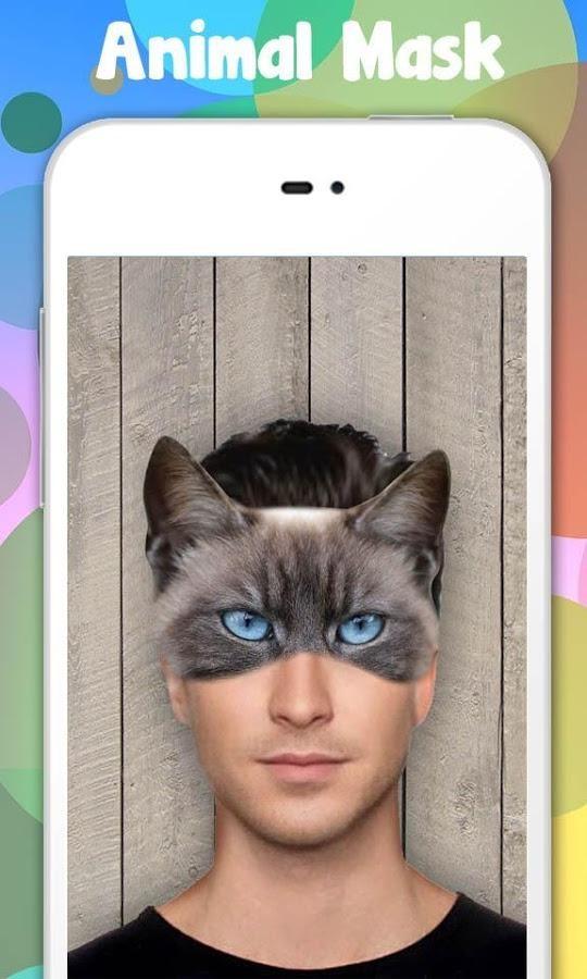 动物贴纸相机软件截图2