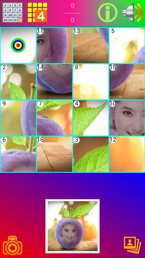水果大头照软件截图2