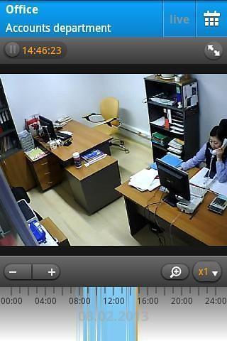 ivideon视频监控软件截图0