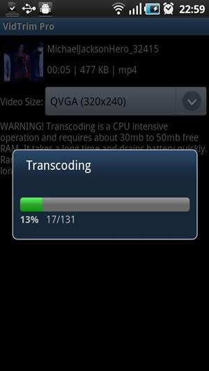 维翠视频编辑器软件截图1