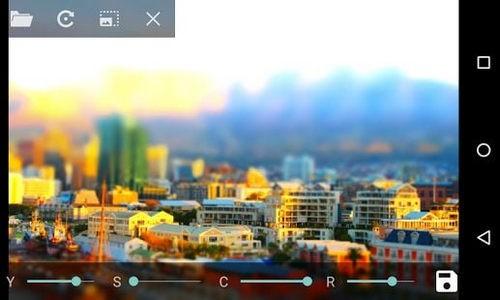 移轴相机软件截图3