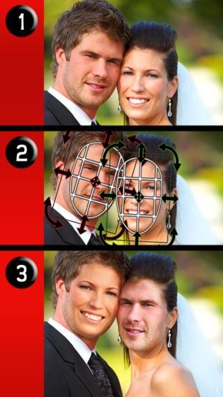 换脸软件(iSwap Faces)