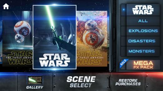 动作电影特效(Action Movie FX)软件截图1
