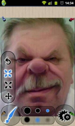 搞怪照片软件截图3