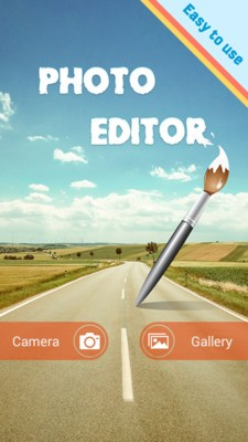 高清照片编辑器软件截图0