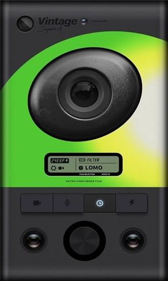 HUJI VIDEO软件截图0