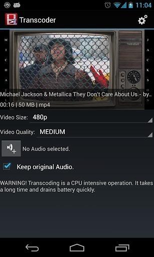 VidTrim视频剪辑软件截图1