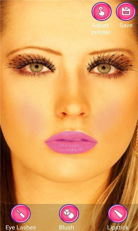 美女美妆神器软件截图1