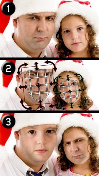 换脸软件(iSwap Faces)软件截图0