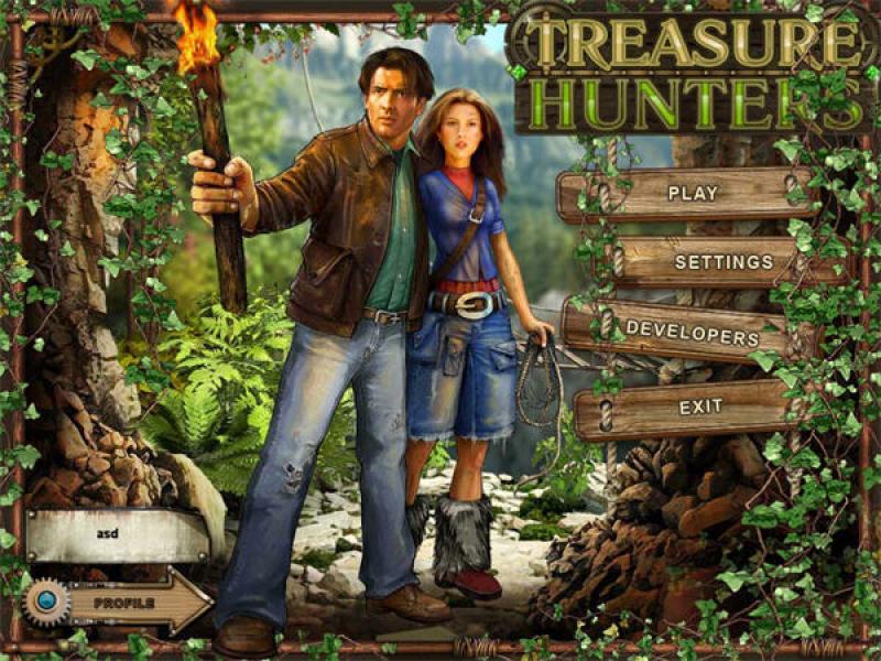 宝藏猎人 硬盘版下载