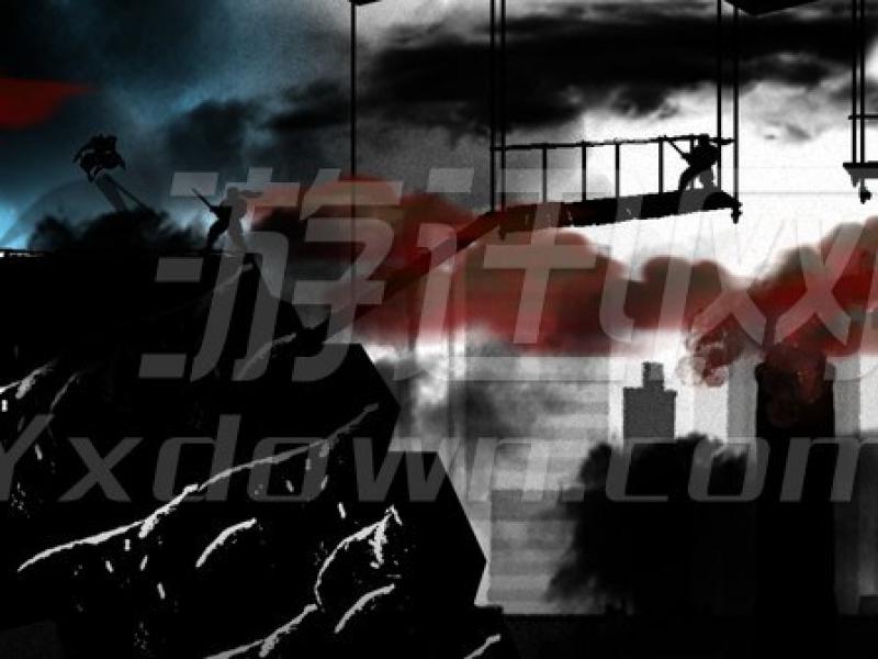 暗影忍者:启示录 英文版下载